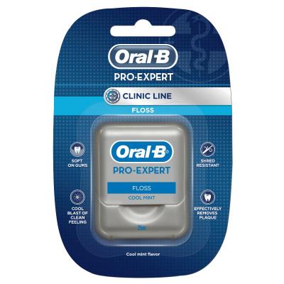 Nić dentystyczna Clinic Line Floss Cool Mint Oral-B