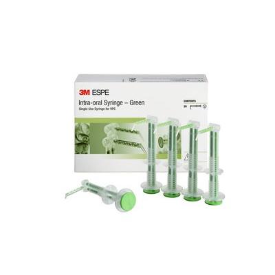 Strzykawki wewnątrzustne Intra-Oral Syringe 71505 20 szt.