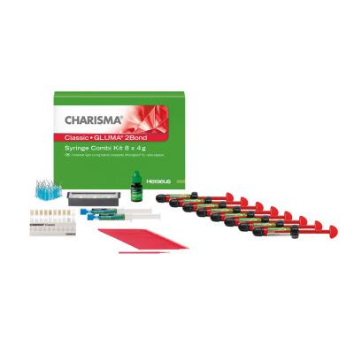 Charisma Classic 8 × 4 g + Gluma 2Bond 4 ml