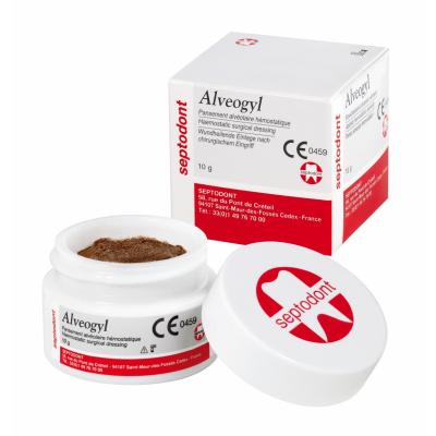 Alveogyl 10 g Septodont