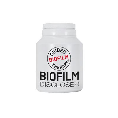 Biofilm Discloser -gąbki wybarwiające 250 szt. EMS