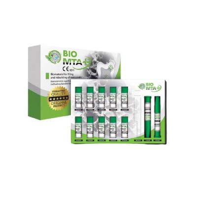 BIO MTA+ Maxi 10 x 0.14 g proszek + 2 x 1 ml Płyn Cerkamed