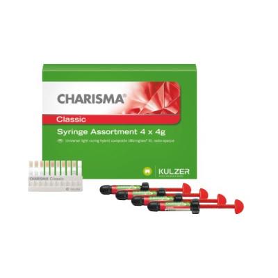 Charisma Classic 4 × 4 g