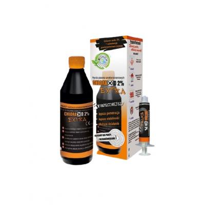 Chloraxid Extra 2 % 400 g Cerkamed