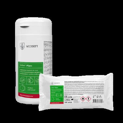 Chusteczki dezynfekcyjne Velox® Wipes 100 szt. uzupełnienie Medisept