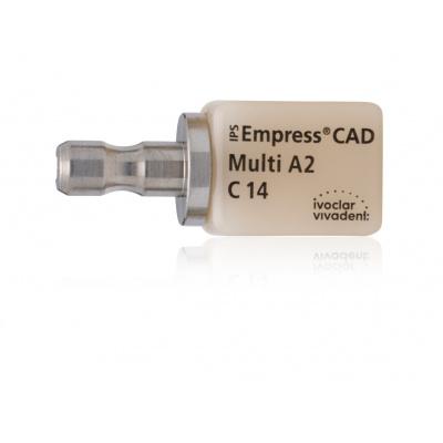 Bloczki IPS Empress CAD CEREC Multi C14 5szt. Ivoclar Vivadent