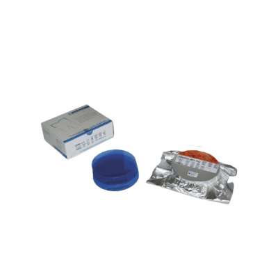 Folia Erkoloc-Pro Blue 4.0 mm okrągła 120 mm 10 szt. Erkodent