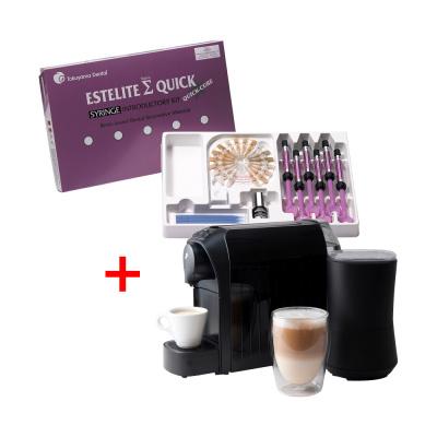 Promocja! Zestaw Estelite Sigma Quick Intro Kit + Ekspres dokawy Tchibo Cafissimo Easy