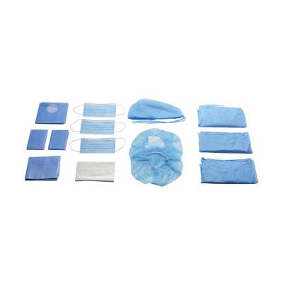 Sterylny zestaw dozabiegów implantologicznych Implant Set Euronda Alle®