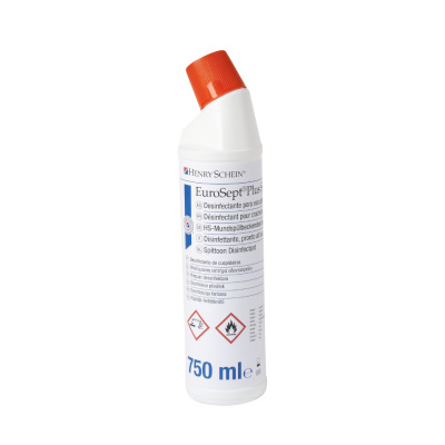 Eurosept Plus Spittoon Disinfection 750 ml