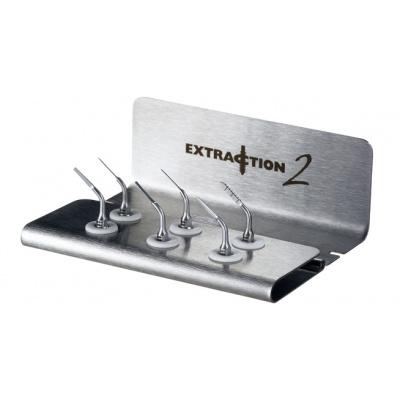Zestaw końcówek Extraction II Kit 6 szt. F87546 Acteon