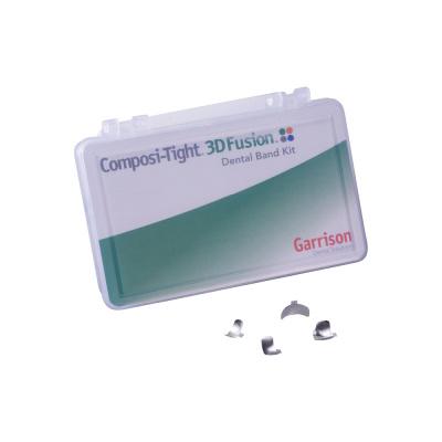 Composi-Tight® 3d Fusion™ Firm Matrix Bands MINI KIT 150 szt. FXHB05 Garrison