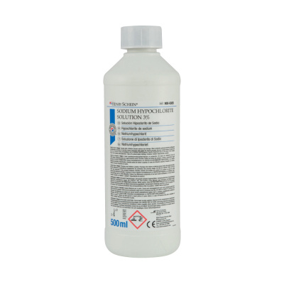 Chloran sodu 3% 500ml Henry Schein