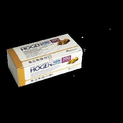 Igły doznieczuleń Hogen Spitze CK Dental op.100 szt. Hogen