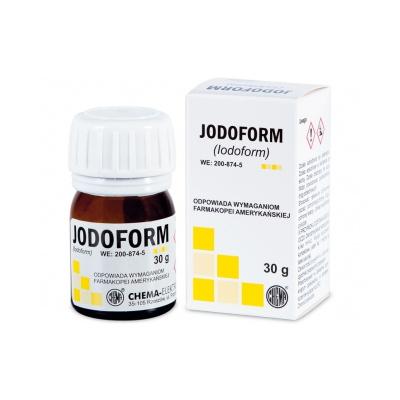 Jodoform 30 g Chema