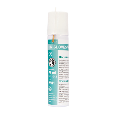 Kalka okluzyjna zielona Unigloves spray 75 ml