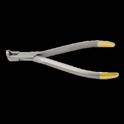 Kleszcze protetyczne dystalne ZLH032#TD3 docięcia itrzymania drutu max. 0.51 mm Zeffiro