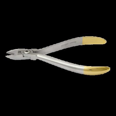 Kleszcze protetyczne docięcia ligatury ZLH547 Max.0.38 mm boczne 15 st. Zeffiro