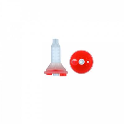 Końcówki mieszające doPentamixu (czerwone-duże) 50 szt. DI.1107.00 Falcon