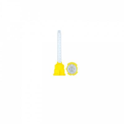 Końcówki mieszalne 70 mm proporcja 1:1 (żółte -małe) 50 szt. DI.1105.03 Falcon