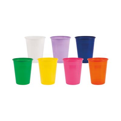 Kubki jednorazowe kolorowe 180 ml Henry Schein