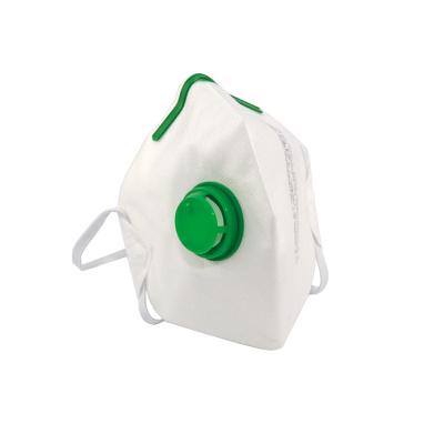 Maseczka FFP3 zzaworem zielonym BIO-1