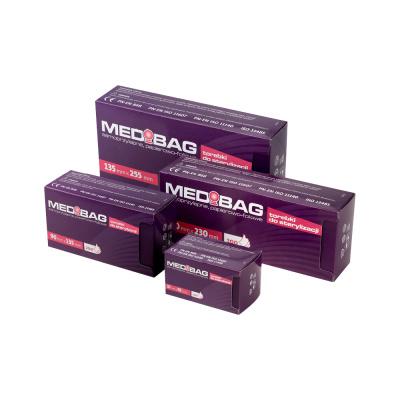 Torebki dosterylizacji 200 szt. Medilab