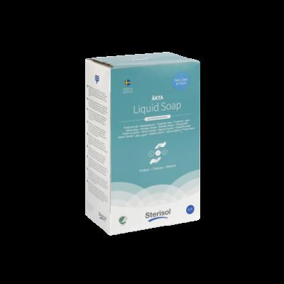Sterisol Akta Liquid (emulsja dohigienicznego ichirurgicznego mycia rąk) 700 ml Medilab