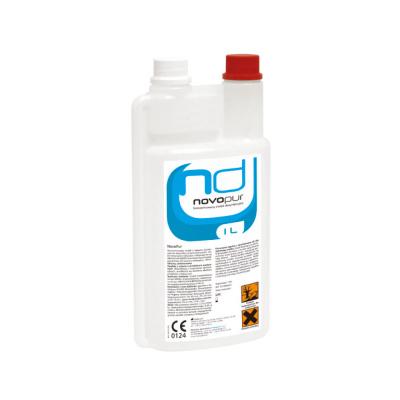 Novopur -koncentrat dodezynfekcji iczyszczenia dużych powierzchni