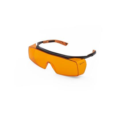Okulary ochronne Monoart Cube Orange Euronda