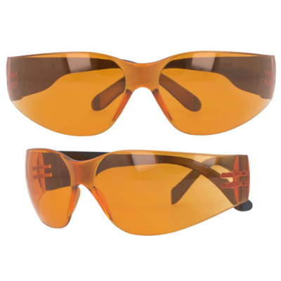 Okulary ochronne 1232-001 Pol-Intech