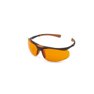Okulary ochronne Monoart Stretch Orange Euronda