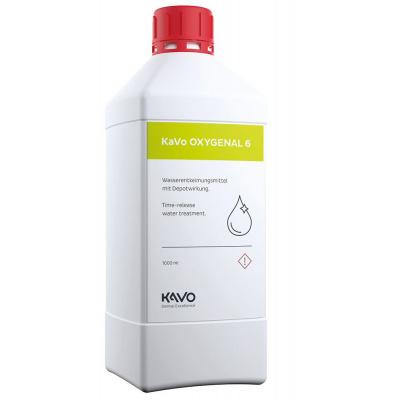 Oxygenal 6 (dodezynfekacji wody) 1 L 0.489.3451 Kavo