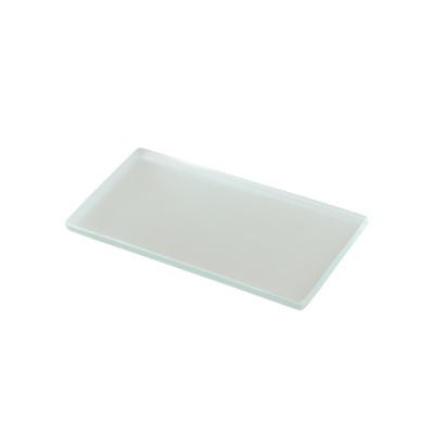 Szklana płytka matowa