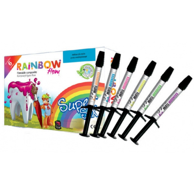 Kompozyt Rainbow Flow Super Six 6 x 1g Cerkamed