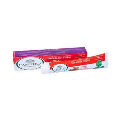 Pasta dozębów L'Angelica Wrażliwe Zęby 75 ml