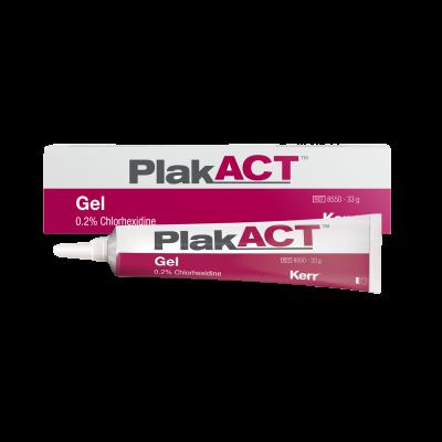 PlakACT Gel 0.2% 33 g 8550 Kerr