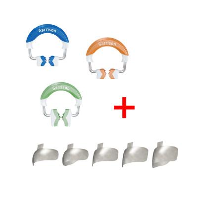 Zestaw Pierścieni Composi-Tight 3D Fusion + Paski Composi-Tight 3D Fusion Firm Matrix Bands( wysyłane zbiura Garrison)