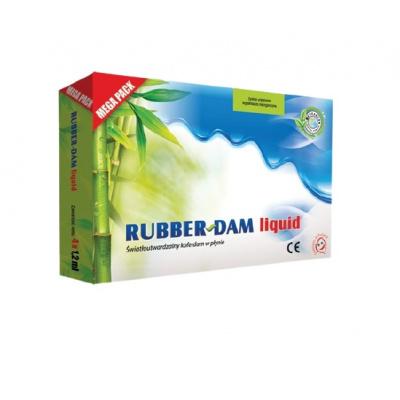 Rubber-Dam Liquid Mega Pack 4 x 1.2 ml Cerkamed