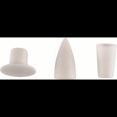 SeptoPolisher Refill -silikonowe gumki dopolerowania 8 szt. + SeptoPlus Mandrel Septodont