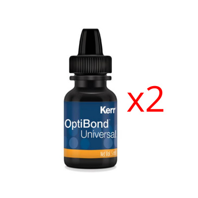 Oferta specjalna 2 x OptiBond Universal 5 ml 36519 Kerr