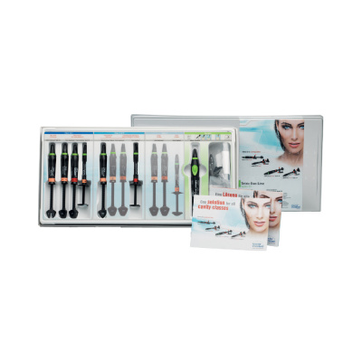 Tetric Evo-Line System Kit Syringe Ivoclar Vivadent