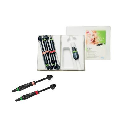 Evetric System Kit 4x3.5g / Evetric Bond 1x6 g + Evetric 1 x A2 3.5 g + Evetric 1 x A3 3.5 g Ivoclar Vivadent