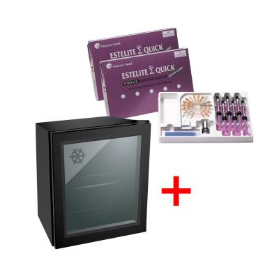 Promocja 2 x Estelite Sigma Quick Intro Kit Tokuyama Dental + Witryna Chłodnicza BC-52 Electro-Line