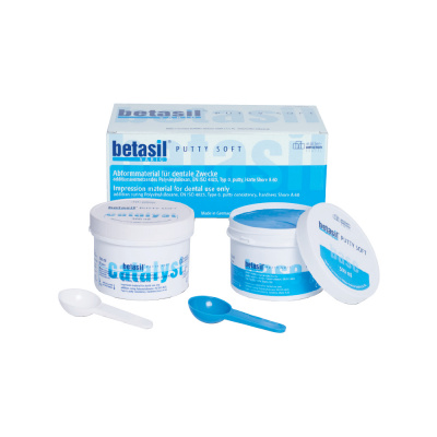 Betasil ® Vario Putty (2 x 300 ml) Müller-Omicron