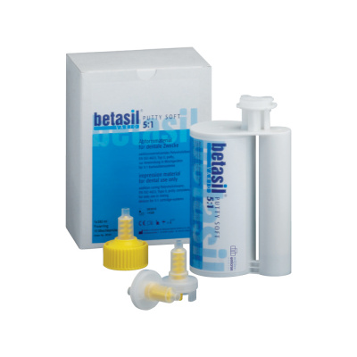Betasil ® Vario Putty Soft (1x 380 ml - 5:1) Müller-Omicron