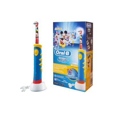 Szczoteczka dozębów elektryczna Kids Mickey Mouse 950 TX D10.513K