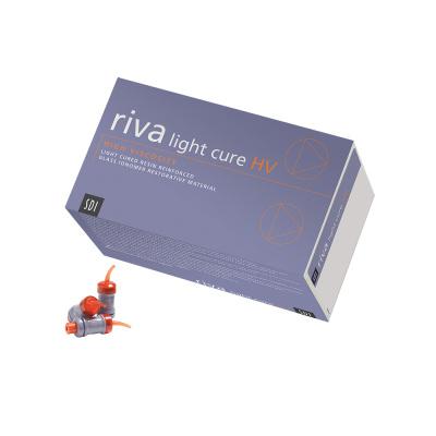 Riva Light Cure HV kapsułki 45 szt. SDI