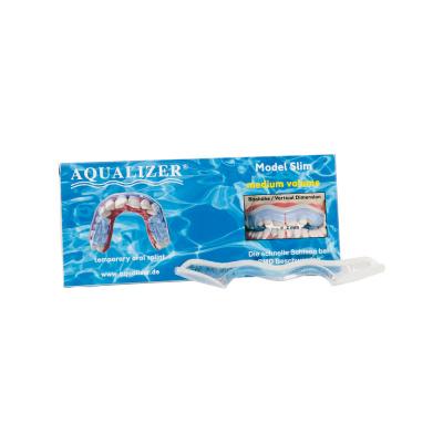Szyna zgryzowa Aqualizer Bausch