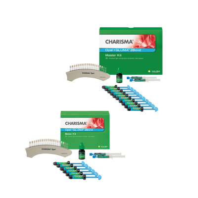 Charisma Opal Master Kit 10x 4g + Charisma Opal Basic 6x 4g